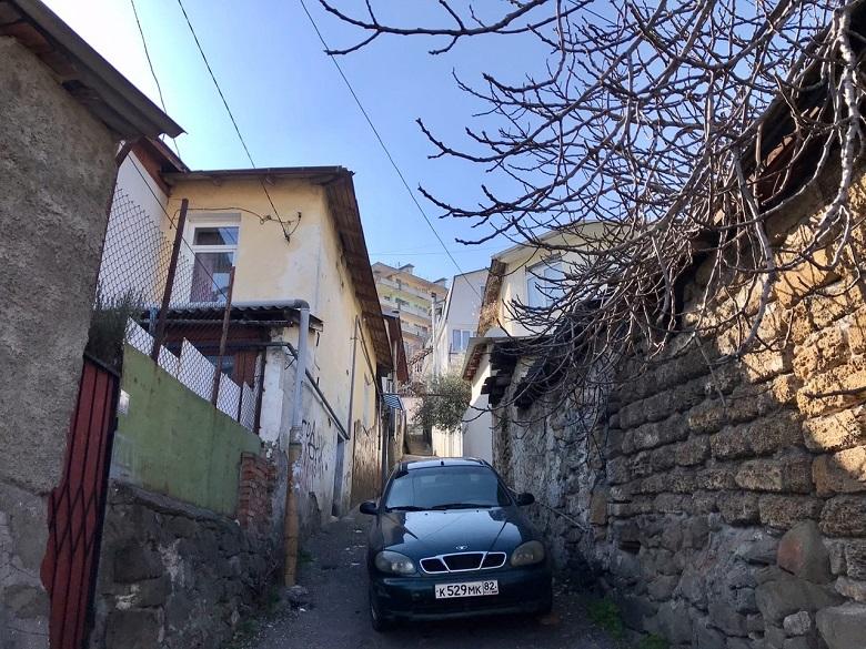 Улочки современной Ялты когда-то были частью оживлённой крымскотатарской деревни.