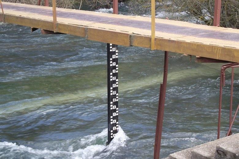 Факт увеличения уровня воды подтверждают и приборы.